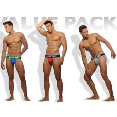 PACK DE 3 JOCK STRAP BASICS - ADDICTED