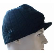 Bonnet casquette IGALYKOS - HAVAN - Noir gris