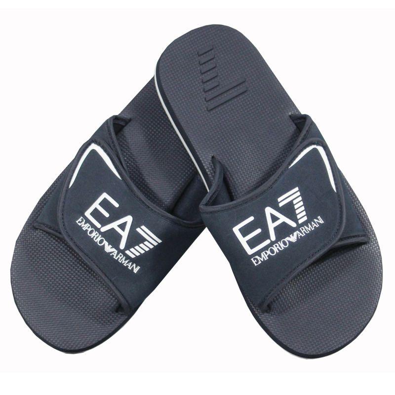 claquette tongs slipper training marine ea7. Black Bedroom Furniture Sets. Home Design Ideas