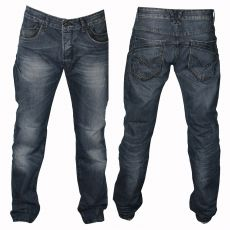 JEANS ROKY RECYCL BLUE - KAPORAL