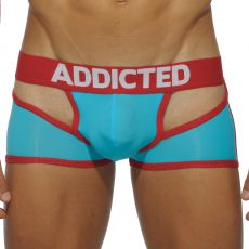 BOXER HOLEY TURQUOISE AD369 - ADDICTED