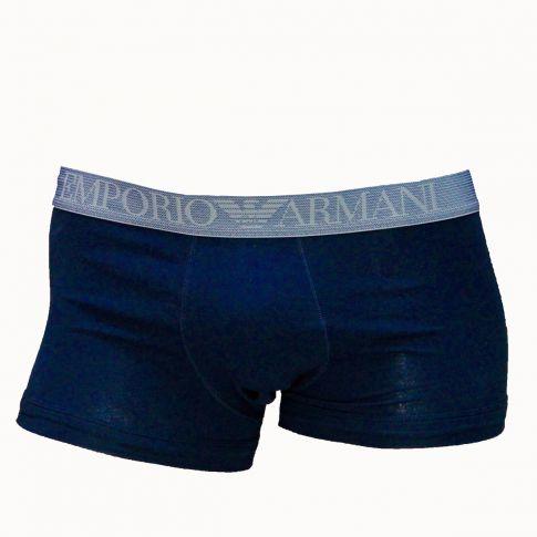 BOXER NAVY CEINTURE RETRO - ARMANI