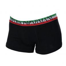 BOXER NOIR CEINTURE ITALIE - ARMANI