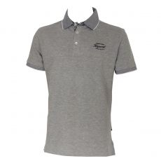 POLO HOMME FEENE WORKWEAR GRIS CHINE - KAPORAL