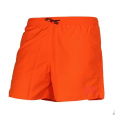SHORT DE BAIN COURT ORANGE LOGOTE - EA7