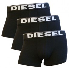 PACK DE  BOXER DIESEL NOIR  -THE ESSENTIAL