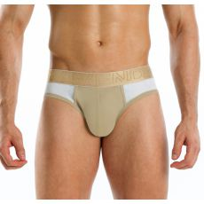 SLIP BLANC MESH PERFORATED 04612- MODUS VIVENDI