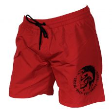 SHORT DE BAIN WAVE ROUGE  - DIESEL