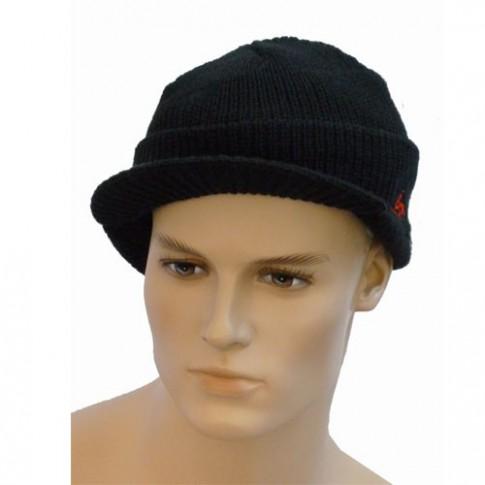 Bonnet Casquette EROIK - Noir