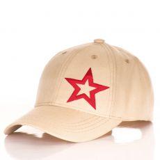 CASQUETTE BEIGE CAP - JOR