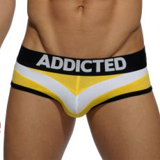 SLIP JAUNE ARROW - AD433  ADDICTED