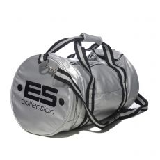 SAC DE SPORT TENDANCE  ARGENTE SP030- ES COLLECTION
