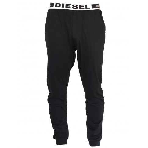 DIESEL - CALECON COTON LONG NOIR