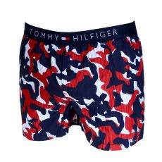 CALECON CAMOUFLAGE NAVY ROUGE   - TOMMY HILFIGER