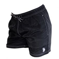 SHORT DE BAIN COURT NOIR  BASIC - US POLO ASSN