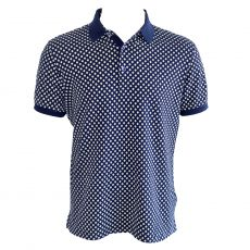 POLO DIAMOND NAVY  - US POLO ASSN