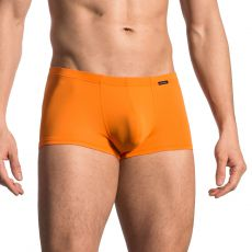 BOXER ORANGE MINIPANTS RED1666 - OLAF BENZ