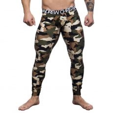 LEGGINGS 90289 - CAMOUFLAGE MILITAIRE - CHRISTIAN ANDREW