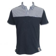 POLO PTIOT NAVY HAPPY DAYS  - KAPORAL