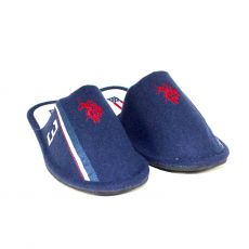 CHAUSSONS NAVY - US POLO ASSN