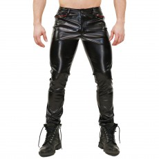 PANTALON GLADIATOR NOIR  - TOF PARIS