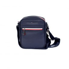 PETITE BESACE ESSENTIAL MINI REPORTER II  NAVY  - TOMMY HILFIGER