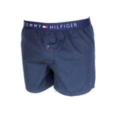 CALECON WOVEN ICON NAVY  - TOMMY HILFIGER