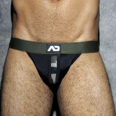 JOCK STRAP CAMOUFLAGE PANEL ADF18 - ADDICTED