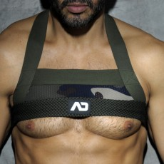 HARNESS CAMO MESH ADF34 - ADDICTED