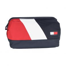 TROUSSE DE TOILETTE SPEED FRAMED NAVY - TOMMY HILFIGER