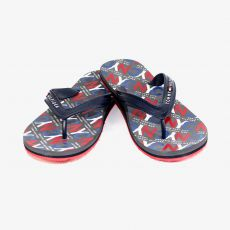 CLAQUETTES / TONGS NAVY CITY PRINT 01361  - TOMMY HILFIGER