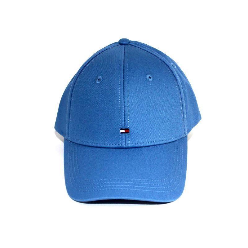 0e2011e0483f86 Casquette classic bb cap bleu 03323 - tommy hilfiger - Mengeneration.com