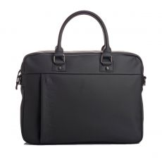 SAC SERVIETTE BUSINESS TOUCH H SYNTHETIQUE NOIR - CHABRAND