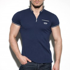 LUREX MAO POLO NAVY POLO25 - ES COLLECTION