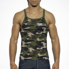 DEBARDEUR SUMMER CAMOUFLAGE TS187 - ES COLLECTION