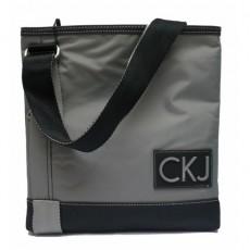 CKJ - PETITE BESACE REVERSSIBLE GRISE