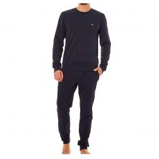 ENSEMBLE TENUE D INTERIEUR NAVY CC570-00135 - EMPORIO ARMANI