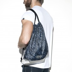 SAC PIXEL CAMO BACKPACK CHARBON AC074 - ES COLLECTION