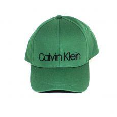 CASQUETTE VERT CAP LOGO EMBROIDERY  - CALVIN KLEIN