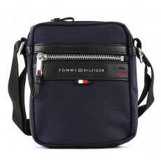 BESACE ELEVATED MINI REPORTER NAVY M03186 - TOMMY HILFIGER