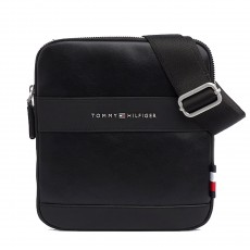 BESACE CITY MINI CROSSOVER NOIR M03581  - TOMMY HILFIGER