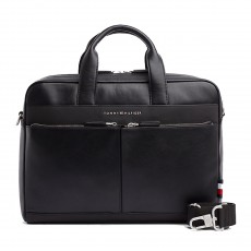 SAC BUSINESS CITY COMPUTER NOIR M03586  - TOMMY HILFIGER