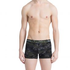 BOXER TRUNK MILITAIRE KAKI LIMITED EDITION NB1590A- CALVIN KLEIN