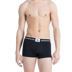 BOXER MONOGRAM TRUNK NOIR LIMITED EDITION NB1678A - CALVIN KLEIN