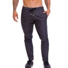 PANTALON OXFORD NOIR 0691 0678 - JOR