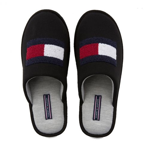 CHAUSSONS TERRY FLAG MARINE - TOMMY HILFIGER