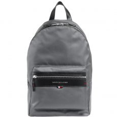 SAC A DOS ELEVATED GRIS M02963  - TOMMY HILFIGER