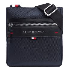 BESACE PLATE ELEVATED MINI CROSSOVER MARINE M032965  - TOMMY HILFIGER