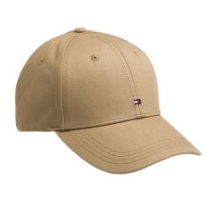 CASQUETTE BB CAP RECYCLED MARRON CLAIR  M04654 - TOMMY HILFIGER