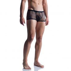 SHORTY EN DENTELLE CHEEKY MICRO PANTS M852 - MANSTORE